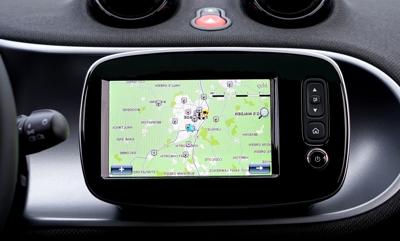 Reisemobil Navigation Mobile Geräte