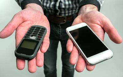 Reisemobil Smartphone oder Handy?