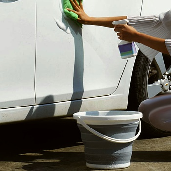 Wohnmobil Reinigung Pflege Utensilien Pflegemittel