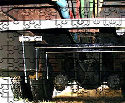 Wohnmobil Reinigung Unterboden